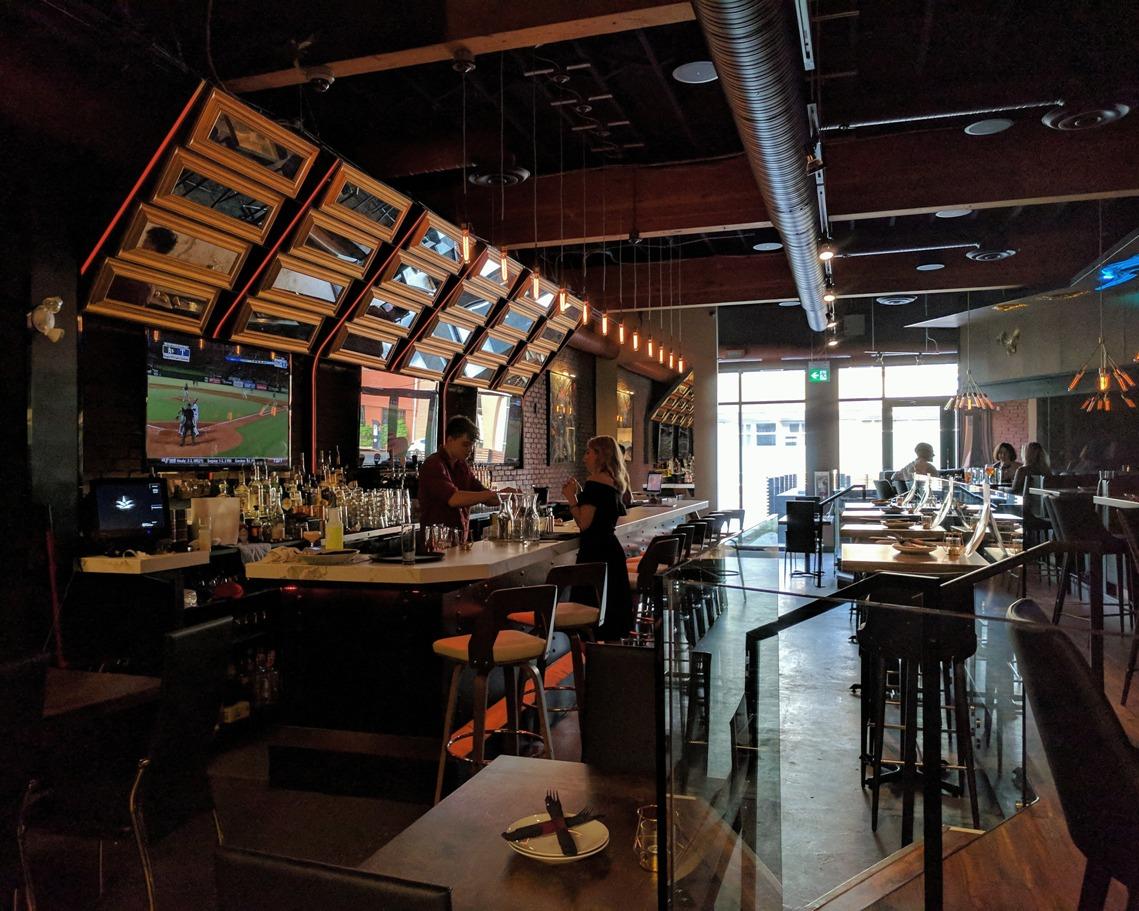 Silk Bar And Kitchen Edmonton