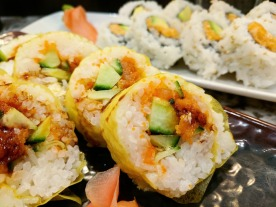 Spicy Phili Roll