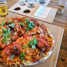 Brewer's Break Pizza