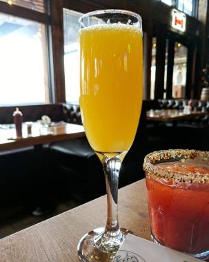 Mimosa & Caesar