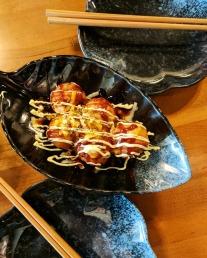 Cheesy Takoyaki
