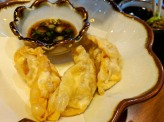 Deep-Fried Pork Gyoza