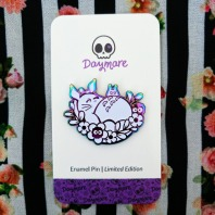 I had my eye on this Totoro pin from Daymare.